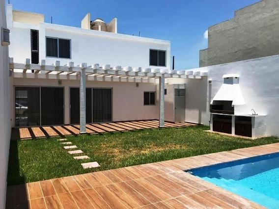 Casa Sola En Renta Fracc. Playas Del Conchal