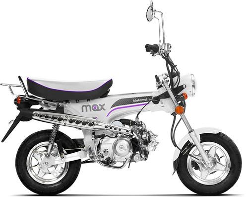 Imagen 1 de 8 de Motomel Max 110 Cc No Dax 110cc Entrega Inmediata Zona Oeste