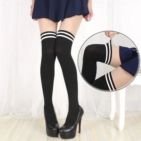 Medias Pantimedias Moda Japonesa Sexy Liguero Gato Kawaii
