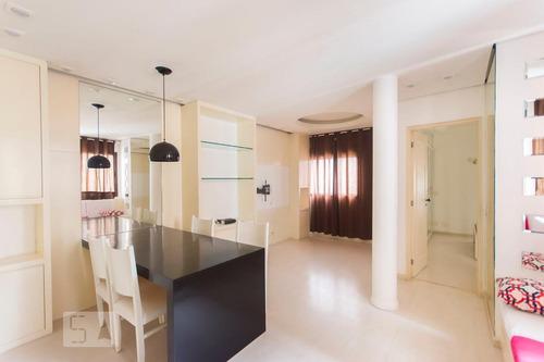 Apartamento À Venda - Moema, 1 Quarto,  50 - S893003960
