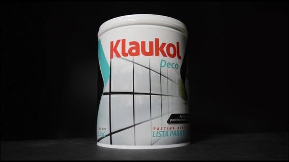 Pastina Acrílica Impermeable Antihongos Deco (1,5kg) Klaukol