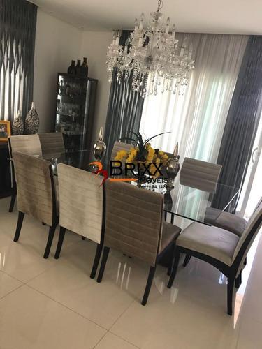 Casa Em Condomínio Com 04 Quartos -á Venda -arujá - Ca- 565