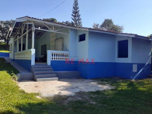 Imagem 1 de 18 de Chácara Com 3 Dormitórios Para Alugar, 2000 M² Por R$ 1.800,00/mês - Recanto Árvore Grande - Botucatu/sp - Ch0024