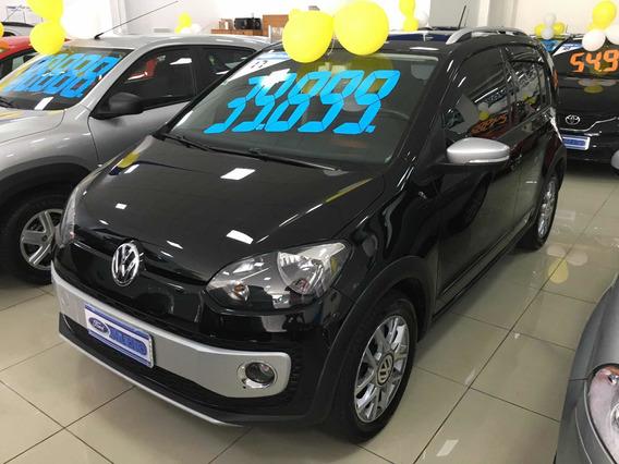 Volkswagen Cross Up 1.0 12v Flex Automatizado 2017