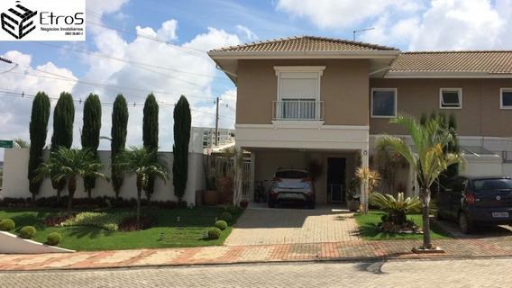 Casa A Venda No Bairro Jardim Ermida I Em Jundiaí - Sp. - Ca0064-1