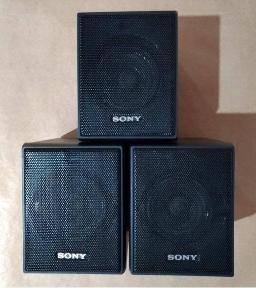 Caixinhas De Som Sony Sr/sl/sb Para Receiver! Semi-novas!