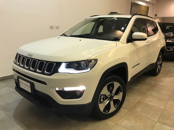 Jeep Compass 2.4 Longitude Ultimos Stock