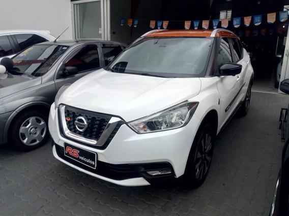 Nissan Kicks Rio Cvt (flex)
