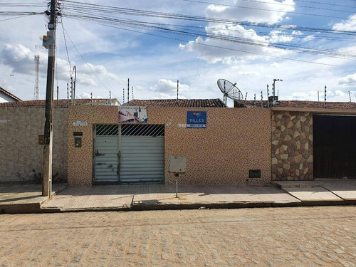 Casa À Venda, 120 M² Por R$ 150.000,00 - Primavera - Arapiraca/al - Ca0214