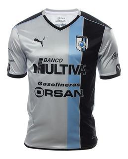 Jersey Original Puma Gallos Queretaro Visita 2016-2017