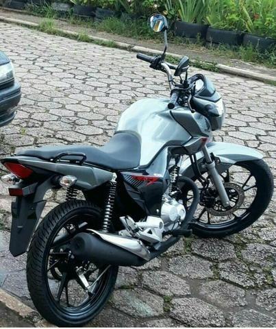 Honda Cg Fan 160