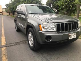Jeep Grand Cherokke Laredo 2008 - Usó Ejecutivo