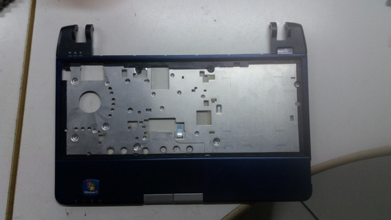 Carcaça Base Superior Do Teclado Acer Aspire 1410 Zh7 Azul