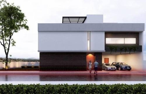 Casa Sola En Lomas Del Mirador / Cuernavaca - Roq-410-cs