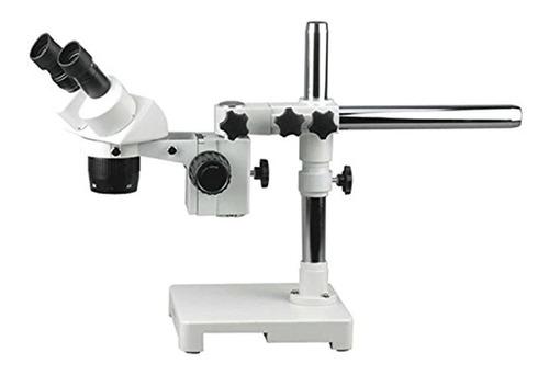 Microscopio Estereo Binocular Amscope Sw-3b13 Wh10 X Ocular
