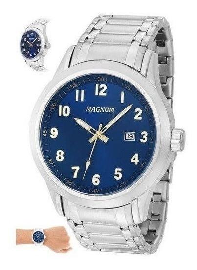 Relógio Magnum Masculino Ma33282f