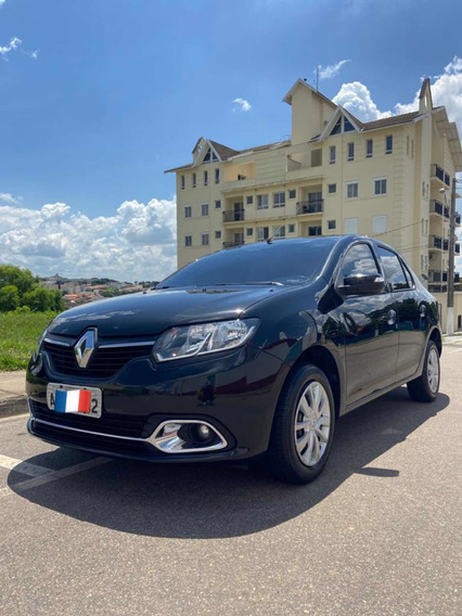 Renault Logan 1.6 Expression Hi-power Easy-r 4p 2015