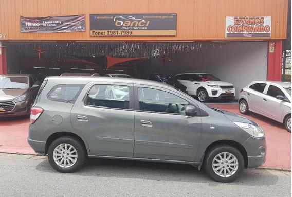 Chevrolet Spin 1.8 Lt Aut - 2013