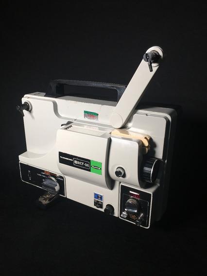 Projetor Super8mm Fujicascope Sound Sh7-m