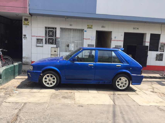 Mazda 323 Tunning