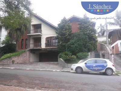 Casa Em Condomínio Para Venda Em Arujá, Arujazinho Iv, 3 Suítes, 7 Banheiros, 6 Vagas - 181020