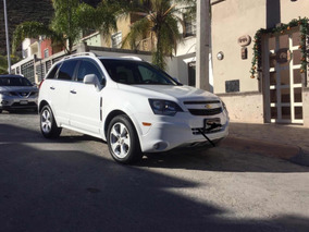 Chevrolet Captiva 2.4 Ls L4 Piel At 2015