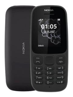 Celular Teléfono Básico Nokia 105 Tienda