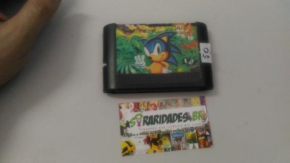 Jogo - Sonic 3 - Mega Drive