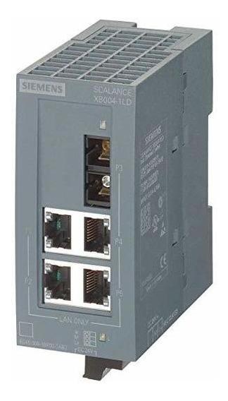 Switch Siemens 6gk5004-1gm00-1ab2-24vdc Unmanaged Gigabit E®