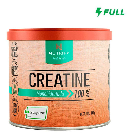 Creatine - Nutrify