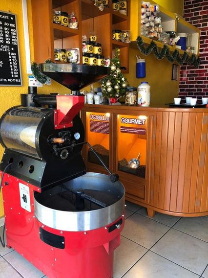 Tostador De Cafe Tradicional 5 Kilos Seminuevo