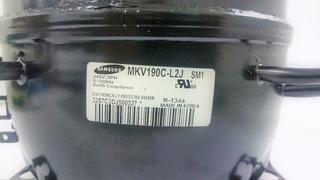 Compresor Mkv190cl2j/sm1 Refrigerador Samsung