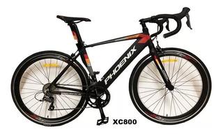 Bicicleta Phoenix Xc800 U$s699 Rodado 700c Aluminio Shimano