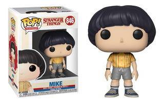 Funko Pop Mike #846 Stranger Things 3 Jugueterialeon