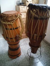 Atabaque De Capoeira