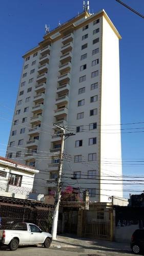 Imagem 1 de 20 de Apartamento Com 3 Dormitórios À Venda, 89 M² Por R$ 640.000 - Tatuapé - São Paulo/sp - Ap5326