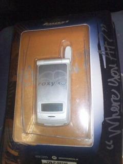 Telefono Nextel I835 Crema White Chico Liviano Con Tapa