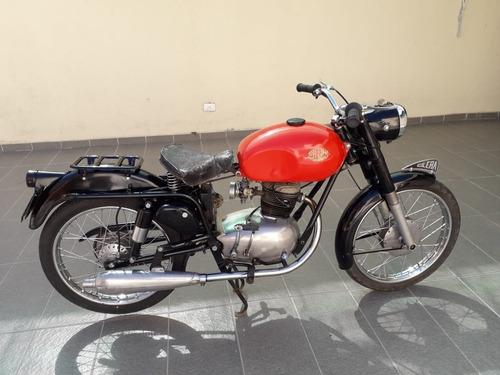 Gilera 150 Sport 1956 Para Coleccionistas