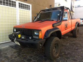Jeep Comanche 4x4 6 Cilindros Elec