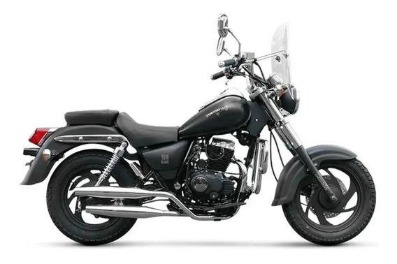 Zanella Eagle 150 18ctas$7.460 Motoroma (tipo Suzuki Gn 125)