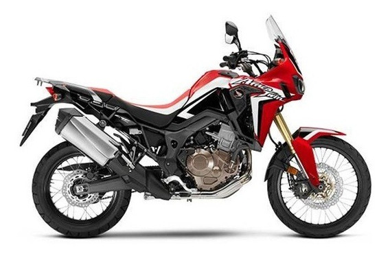 Honda Crf 1000 Africa Twin - Transmision Automatica Dct