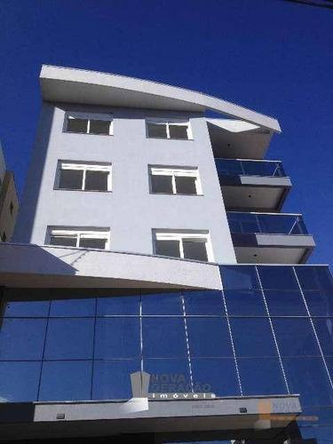 Apartamento À Venda, 71 M² Por R$ 405.000,00 - Exposição - Caxias Do Sul/rs - Ap0345