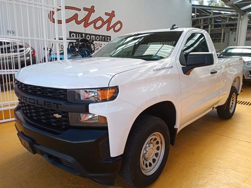 2020 Chevrolet Silverado Wt 4x4 B