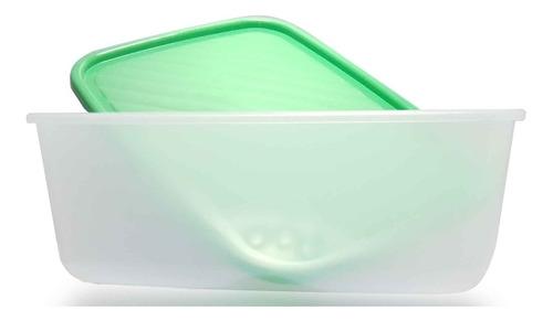 Imagen 1 de 6 de Taper Hermético Poo Plastico 12 Litros Excelente Calidad