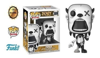 Funko Pop Bendy And The Ink Machine Piper 389