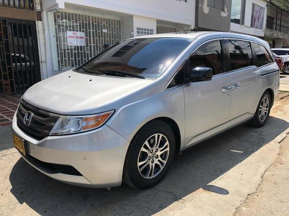Honda Odyssey 2012 3.5 Exl