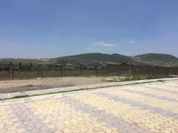 Terreno En Lomas De Angelópolis, Cluster Parque Anahuac