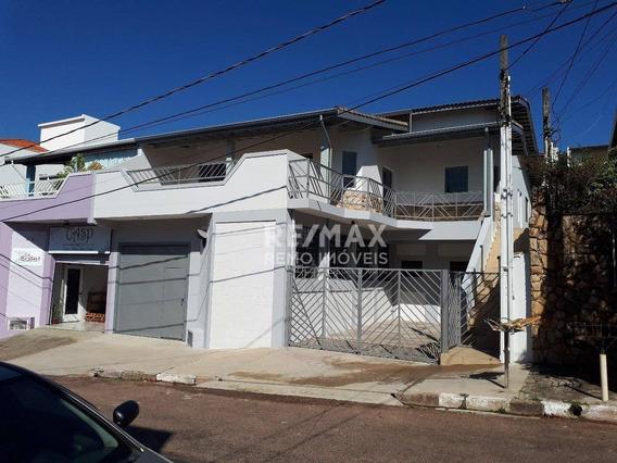 Casa Com 3 Dormitórios Para Alugar, 155 M² Por R$ 2.900/mês - Aquário - Vinhedo/sp - Ca6233