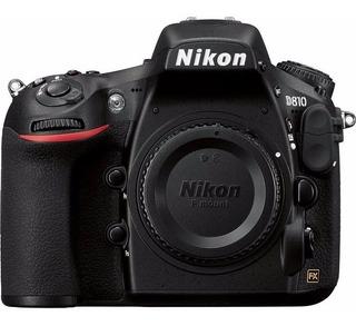 Nikon D810, A Pedido