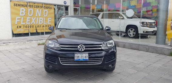 Volkswagen Touareg 2012 V8